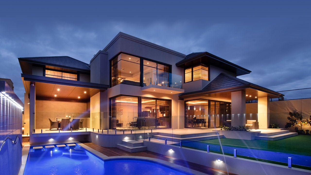 HouseAppealathon Home  WA  AU   Residential Home Design   Design Place  . Designer Luxury Homes. Home Design Ideas
