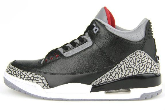 d276c8ab9ce2d Amazon.com: NIKE AIR JORDAN 3 RETRO MENS 136064-010: Shoes | Nike ...