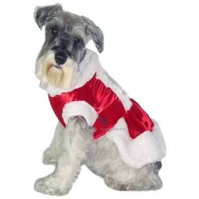 Prepare-se para o Natal! <3 Fantasia Dear Dog Mamãe Noel. #petmeupet #deardog #natal #fantasia #cachorro