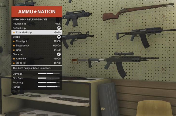 What do you think about the new GTA V Heavy Shotgun and