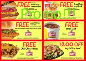 graphic regarding Wendy's Printable Coupons identified as absolutely free printable Wendys discount coupons Coupon Wendys discount coupons