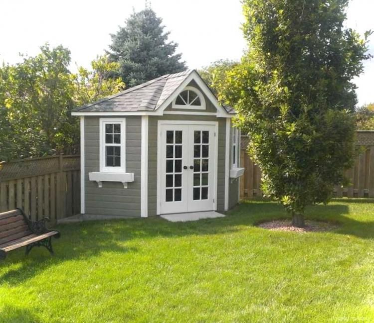 Appealing Garden Shed Storage Ideas | Storage ideas, Storage and Gardens