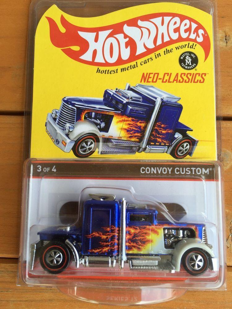 Wheels Club Classics 2014 Rlc Convoy Custom Series Hot Redline Neo 0wkOPn