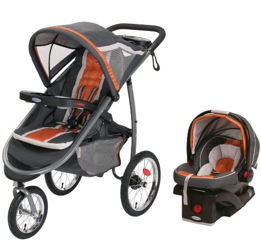 Amazon Com Graco Fastaction Fold Jogger Click Connect