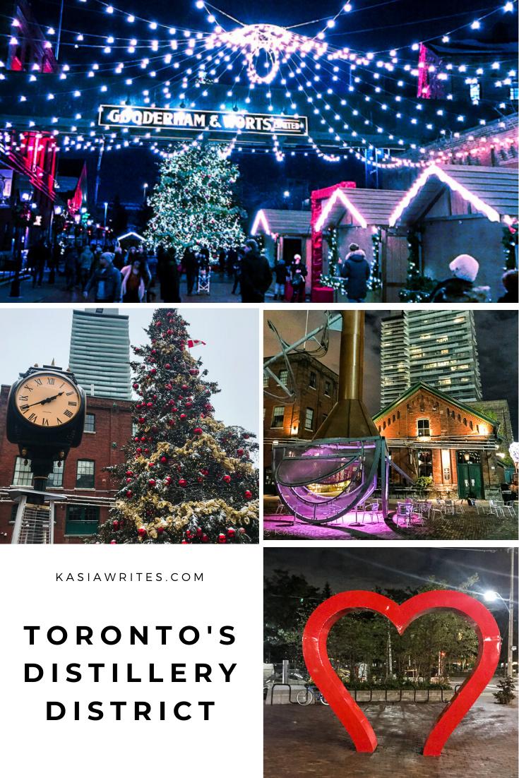 Toronto S Distillery District In 2020 Ontario Travel Toronto Travel Canada Travel