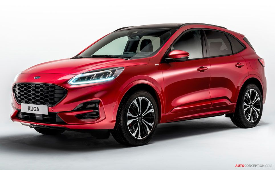 All New Ford Kuga Revealed Autoconception Com Most Reliable Suv Luxury Suv Mid Size Suv