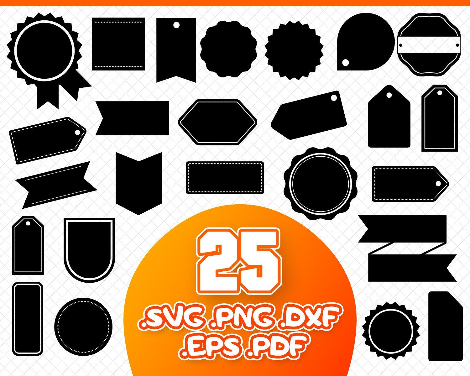 Tags Svg Label Svg Name Tag Svg Dog Tags Svg Labels Svg Tags Cricut Tags Clipart Tags Silhouette Decorative Tags Svg Monog Dog Tags Clip Art Name Tags