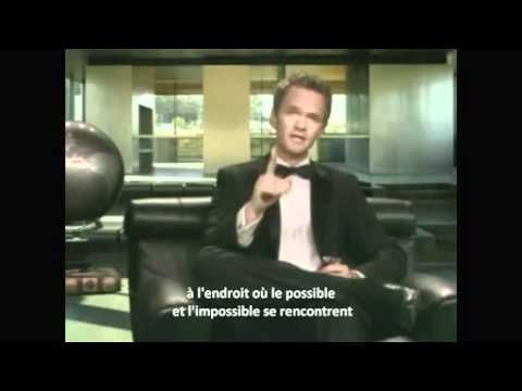 Youtube How I Met Your Mother Barney Stinson I Meet You