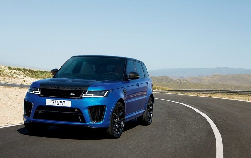 Revealed 2018 Range Rover Sport Svr Full Specifications Prices New Features All Explained In The Blog At Supercar G Range Rover Range Rover Sport Land Rover