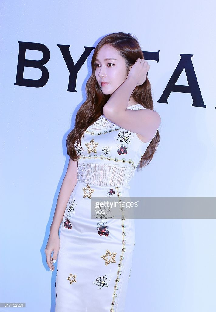 Jessica Jung Attends Fabitoria Show In Shanghai Fashion Weeks Actresses And October