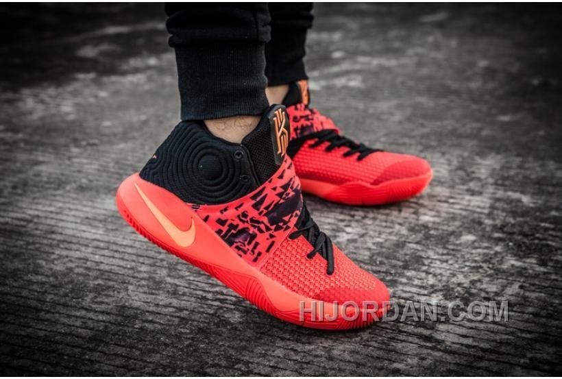 9dd04b154325a0 https   www.hijordan.com nike-kyrie-2-. Black TieRed BlackBasketball  SneakersJordan ShoesAir ...
