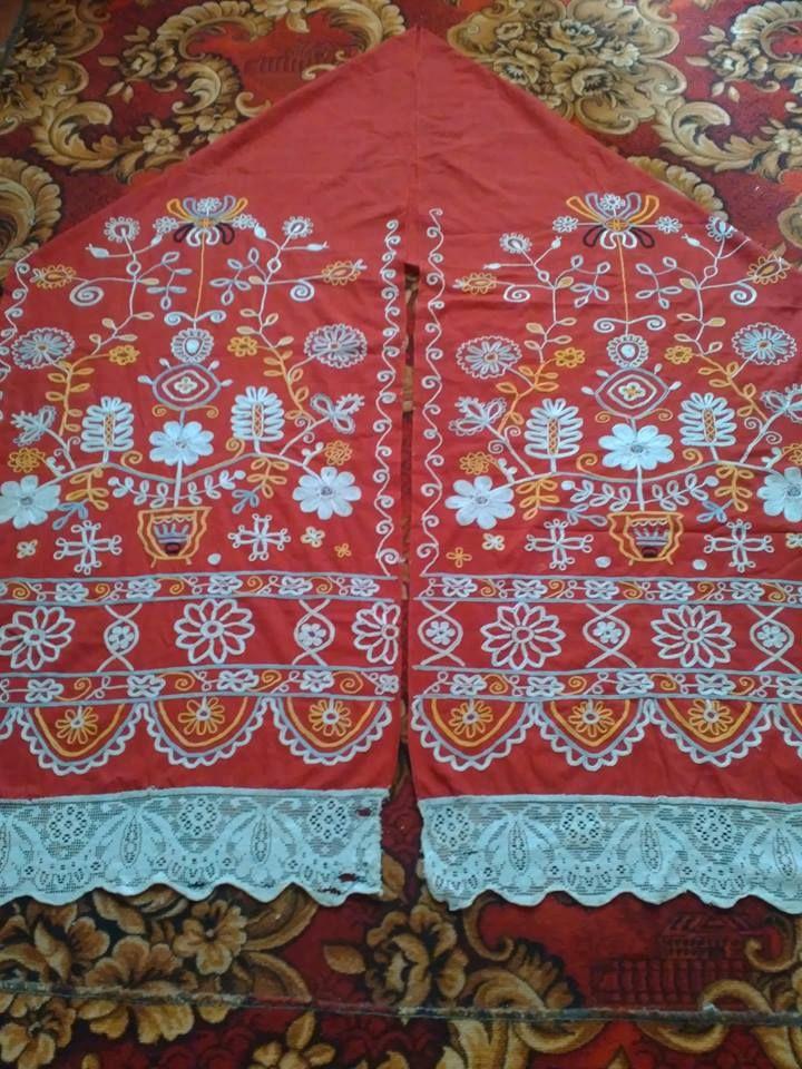 Давній козацький рушник