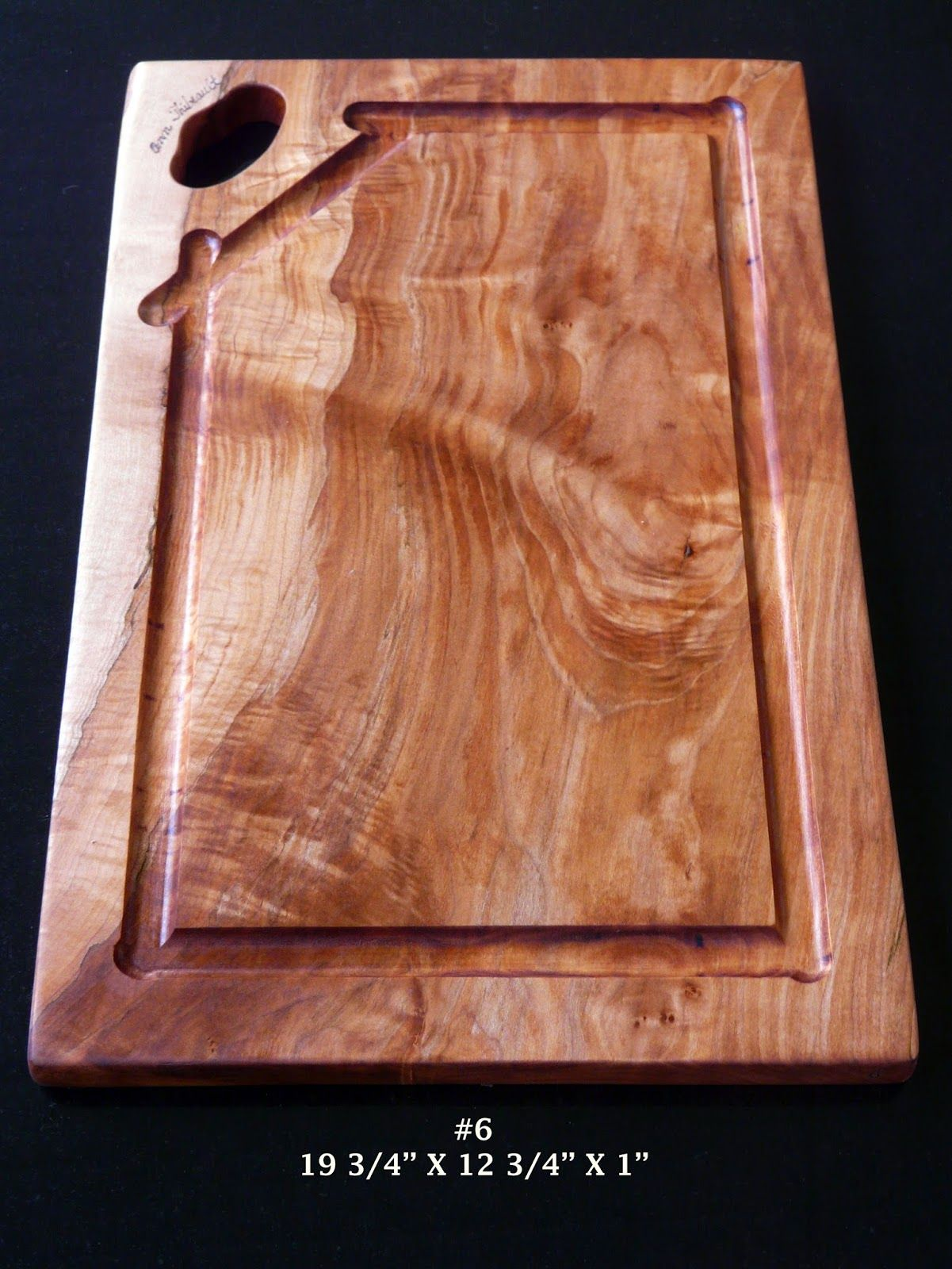 Functional art-  Carving Boards and Chopping Blocks | The Maple Cutting Board Gallery