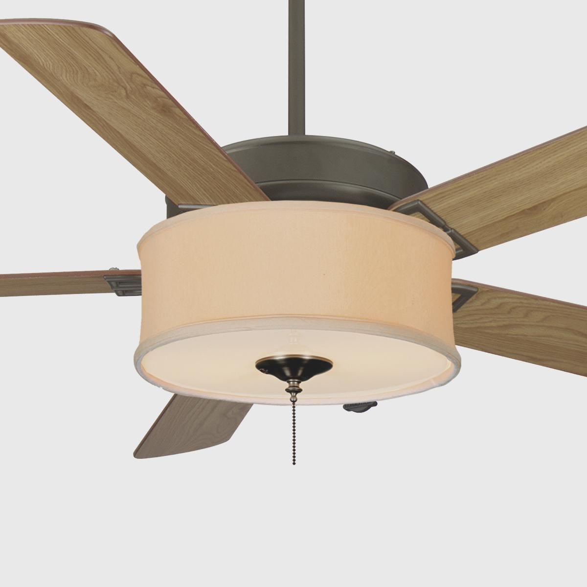 Drum shade energy efficient fan light kit 199 swap out fan light drum shade energy efficient fan light kit 199 swap out fan light fixtures with this one arubaitofo Images
