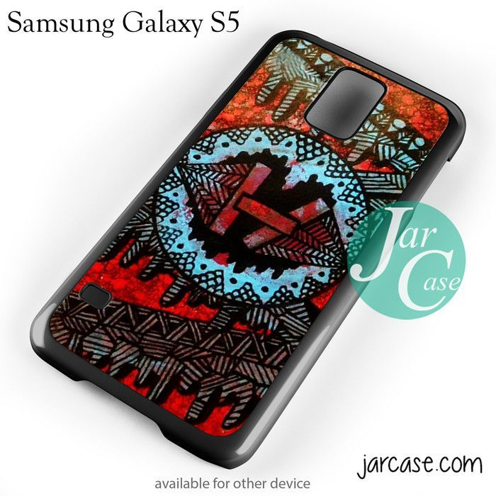 21 Pilots With Art Logo Phone case for samsung galaxy S3/S4/S5