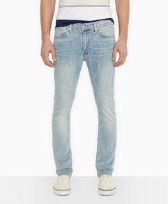 Levi 510 skinny jeans sung blue
