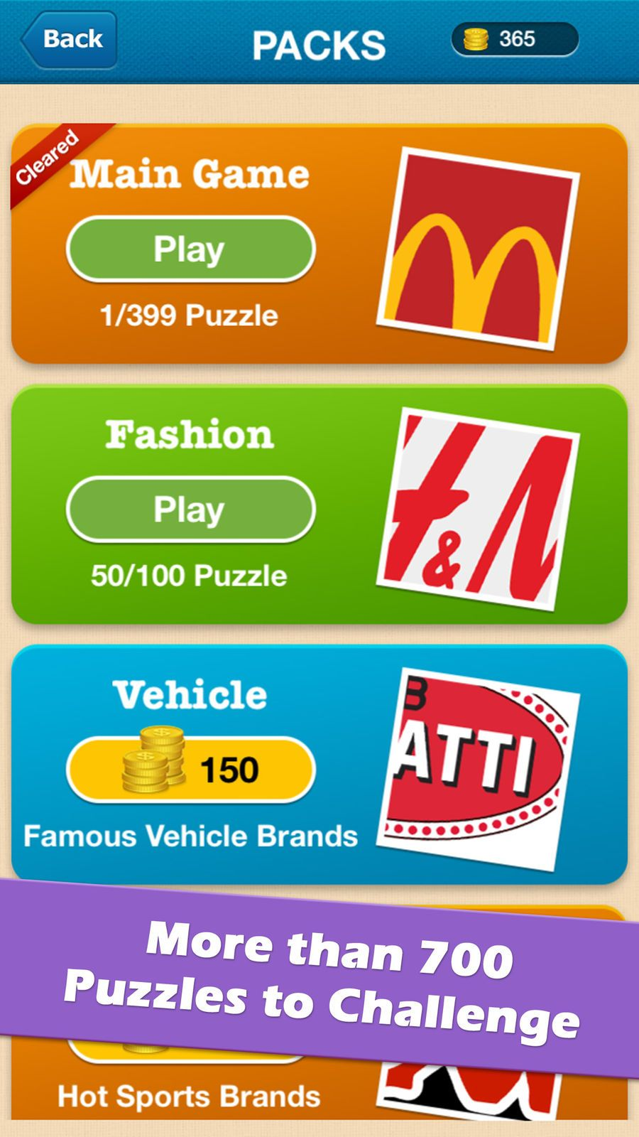 Hi Guess The Brand Word Entertainment Ios Trivia Brand Guess Iphone Games
