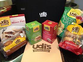 Charlotte's Cupcake Corner: Udi's special delivery