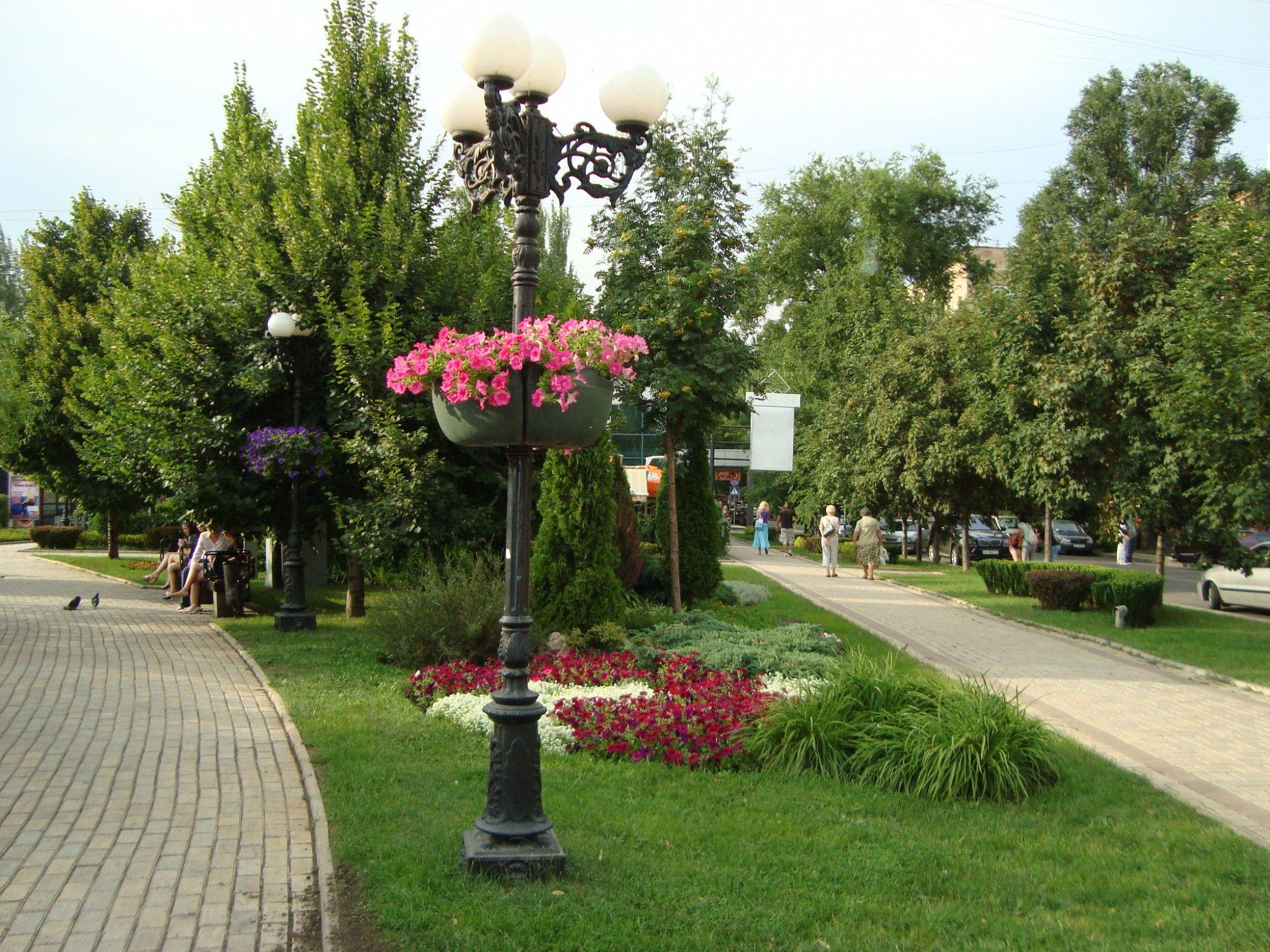 Бульвар пушкина красивые фото донецк