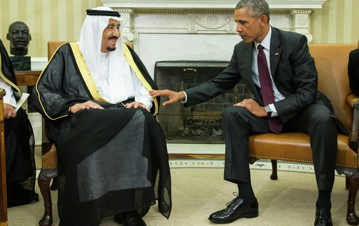 Why Americans Should Stop Fearing Being Held Hostage by Saudi Oil