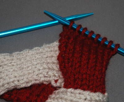 learn to knit