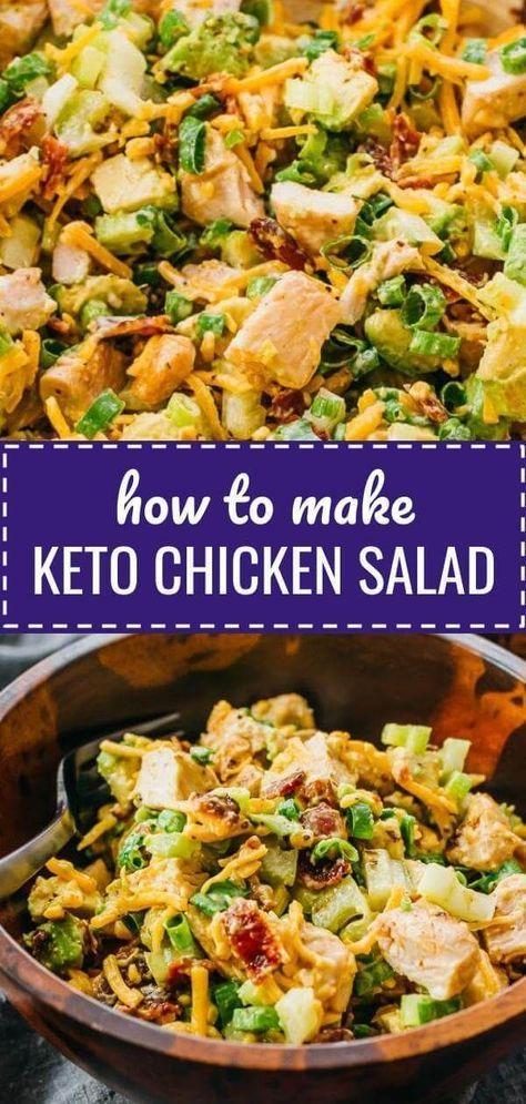 Canned Chicken Salad Recipe No Mayo