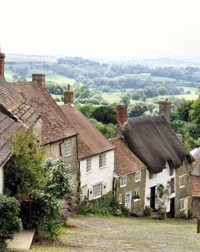 English countryside homes