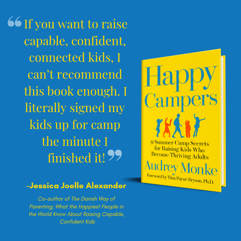 Pin By Sunshine Parenting On Books Worth Reading Parenting Emotional Skills Summer Camp Secrets