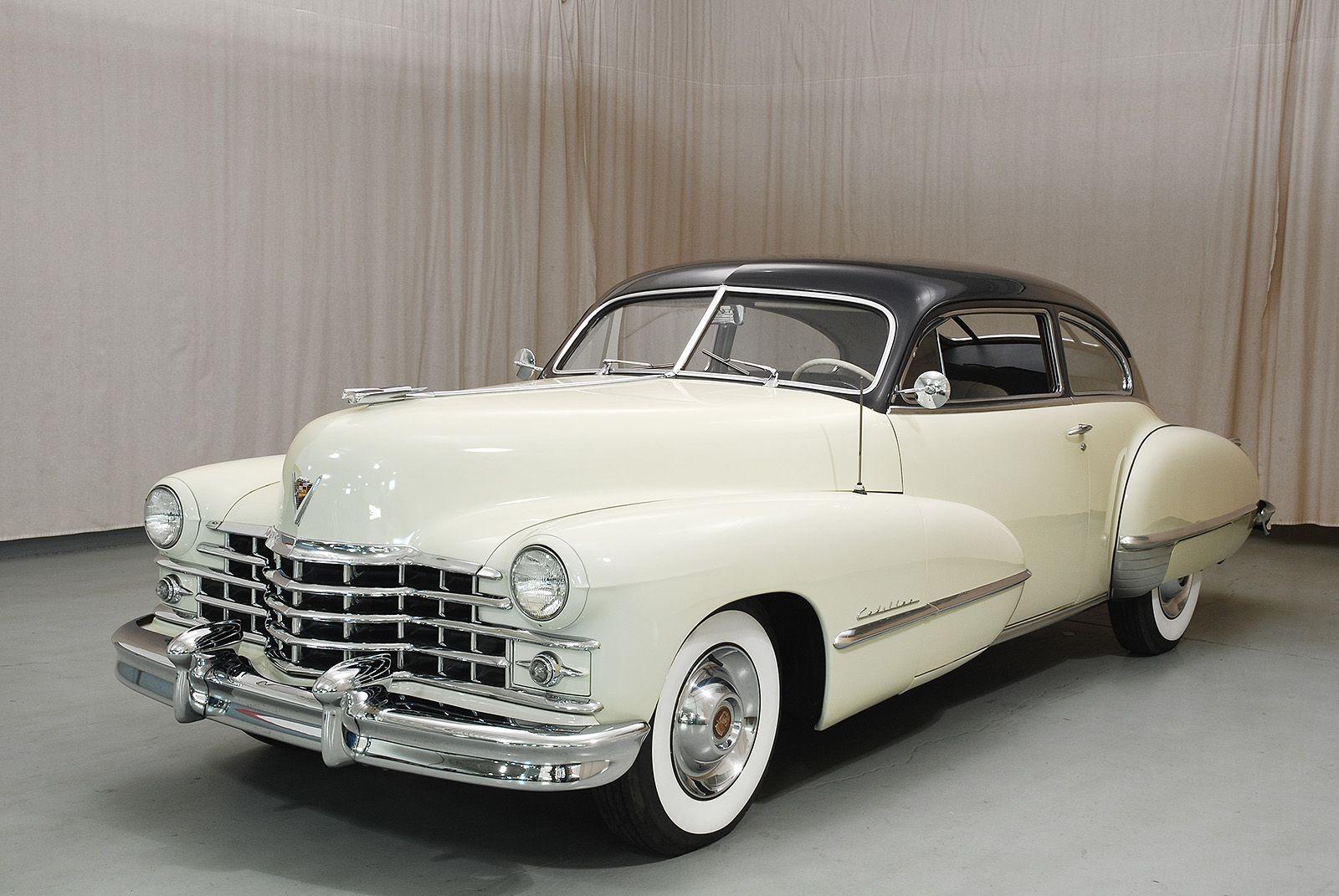1947 Cadillac 62 Fastback | Hyman Ltd. Classic Cars | Кадиллак ...
