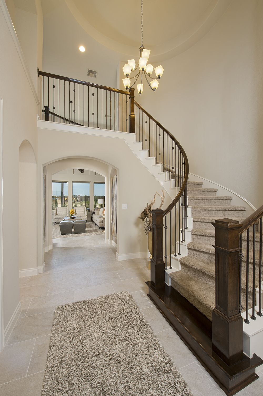 Valencia By Perry Homes Model Home