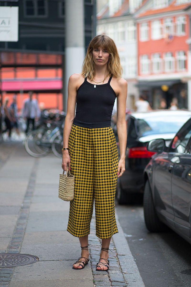 Veronika Heilbrunner   Scandinavian Standard: Copenhagen Fashion Week Spring 2015 Street Style