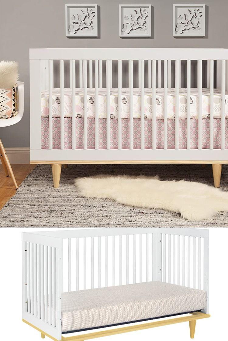 Marley 3-in-1 Convertible Crib   Convertible crib, Cribs, Convertible...