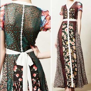 Passion q maxi dress anthropologie