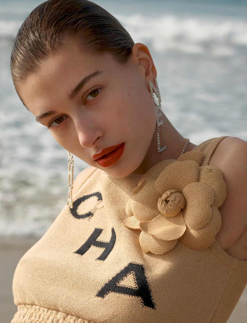 Hailey Pop Magazine Hailey Baldwin Hailey Baldwin Model Pop