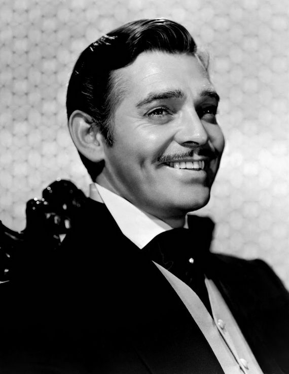 Terrific 1000 Images About Mens 193039S Hair On Pinterest Clark Gable Short Hairstyles For Black Women Fulllsitofus