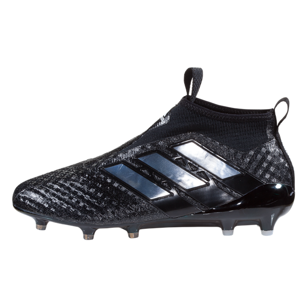 adidas ACE 17+ Purecontrol - ADIDAS CHECKERED BLACK PACK The first ever  laceless cleat has