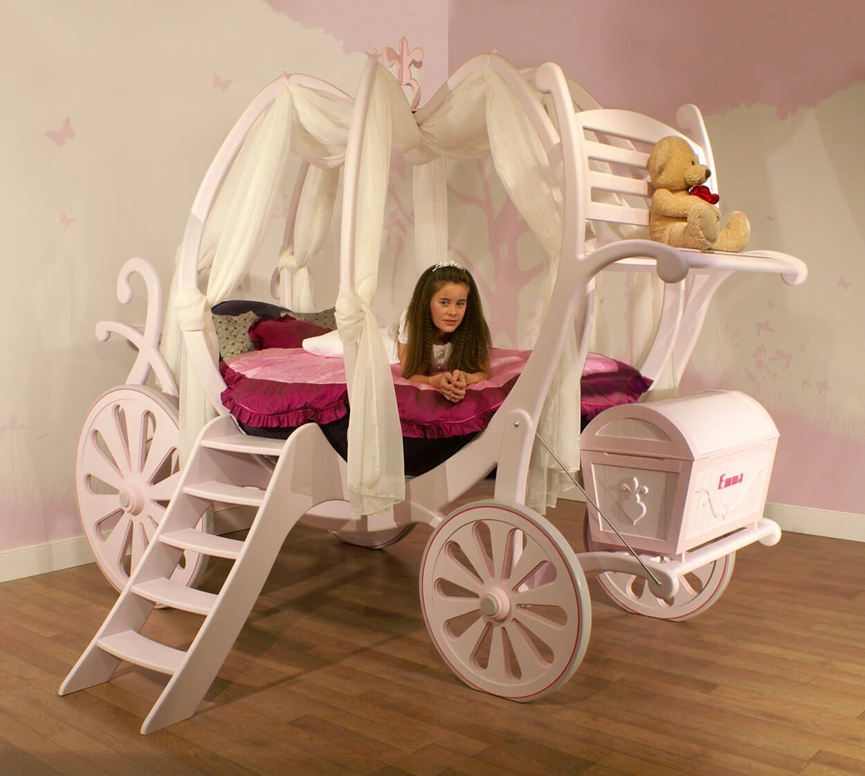 Amazing Girls Bedroom Furniture, Cinderella Carriage Bed, Disney Princess Carriage,  Princess Room, Kid Bedrooms, Girl Rooms, Kid Rooms, Girl Room, Bedroom Kids