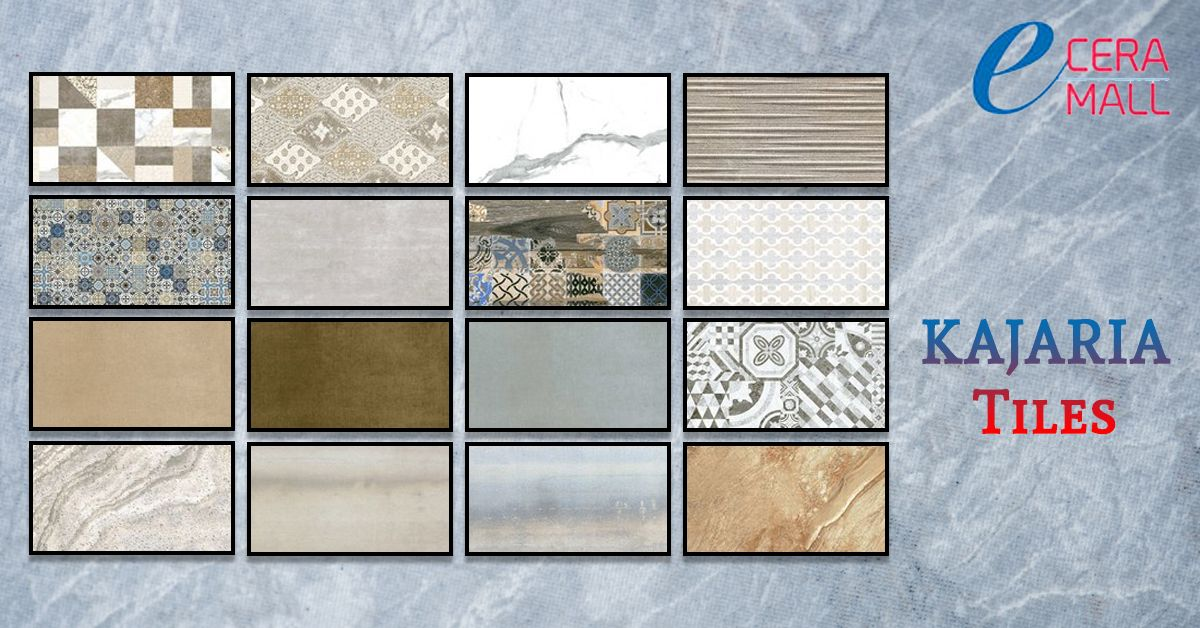 E Ceramall Offers A Unique Range Of Kajaria Tiles In All Over India We Have All The Types Of Sizes Available In Ou Tiles Online Tile Showroom Wall Tiles Price