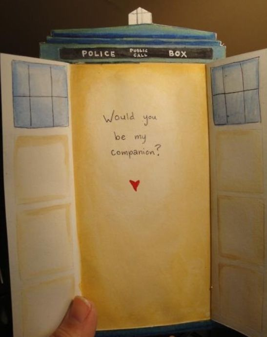 doctor who valentine s day card i m in love i want to live in a