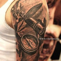 We've previously given you a list detailing the kind of tattoos that women want. Well, here's a second one but with a slight catch. These aren't tattoos that women want for themselves, these are ta...