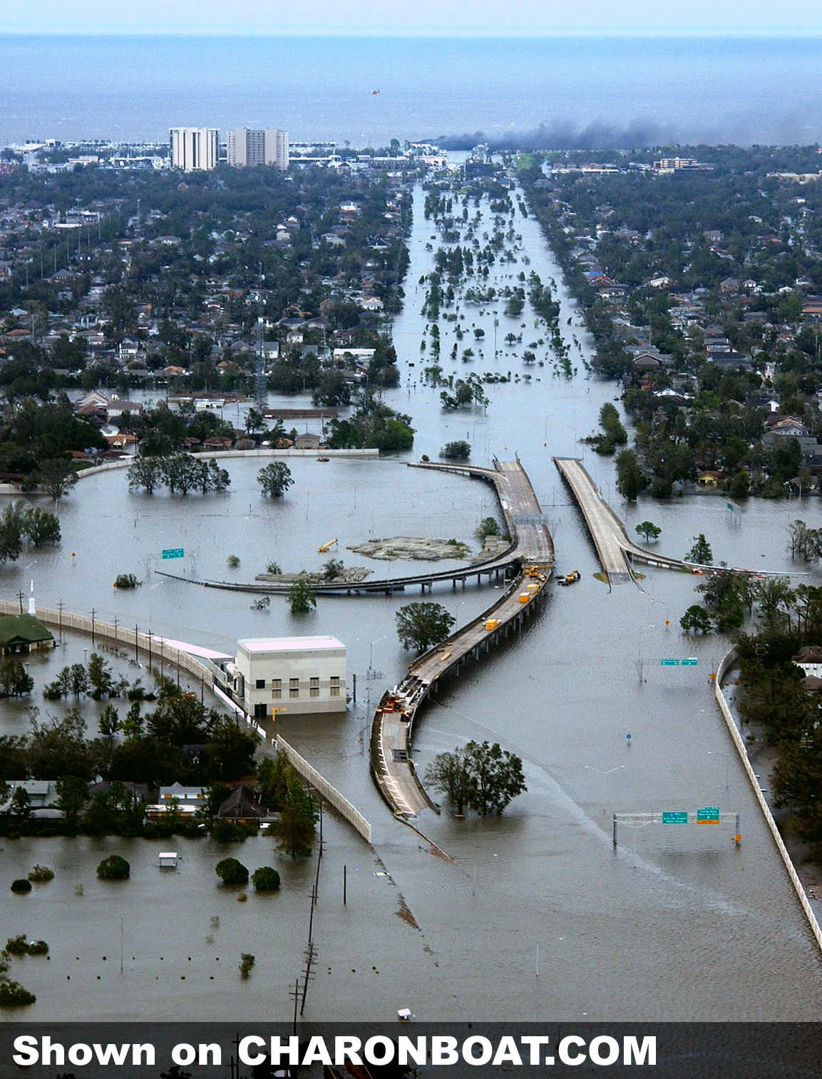 Archaeology From The Dark Side In 2020 Natural Disasters Hurricane Katrina Orleans