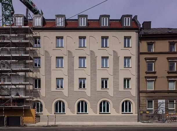 ismaninger strassse hild und k architekten rebuilding pinterest facades arch and. Black Bedroom Furniture Sets. Home Design Ideas