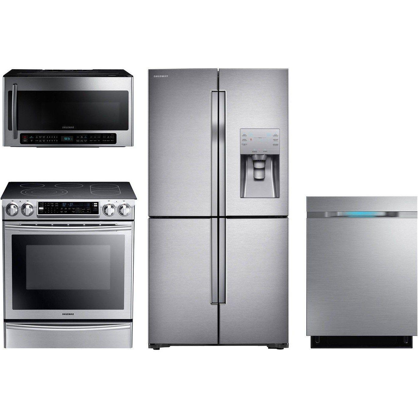 Best Of Samsung Kitchen Appliance Bundle