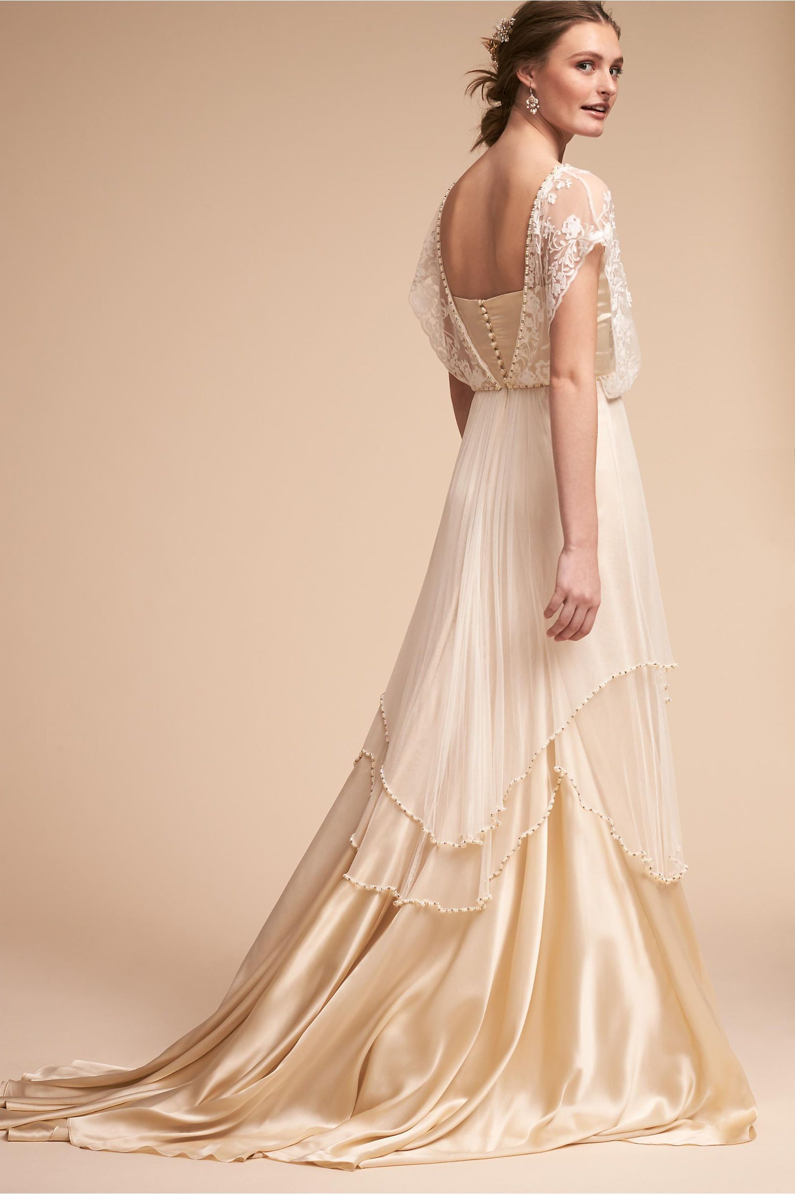 Victorian Wedding Dresses Lita Gown Steampunk wedding