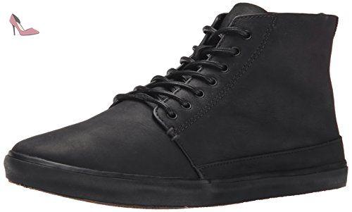 Reef R8195, Derby femme, Noir (Black), 9.5 - Chaussures reef (