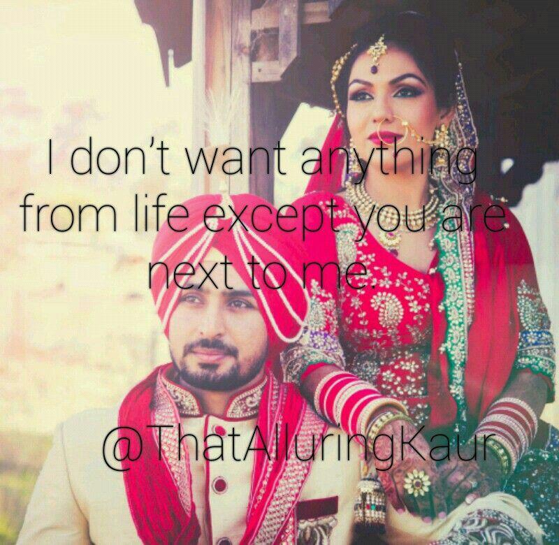 Punjabi love quotes. #love #couples #lifelines #forever #funlove ...
