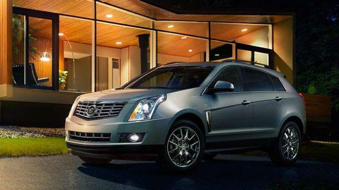 33+ Cadillac srx luxury ideas