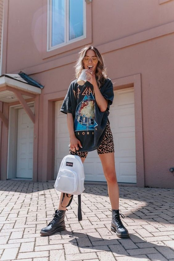 Oversize Tshirt | Looks To Check Out | Cute Outfit