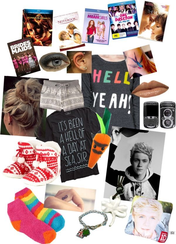 """""""movie day with Niall."""" by more-than-this-xx ❤ liked on Polyvore"""