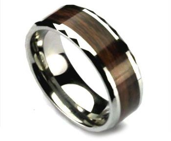Explore Tungsten Mens Rings Wood And More